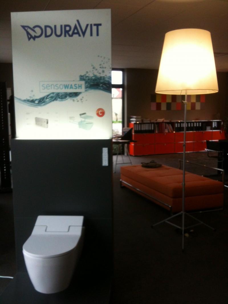 SensoWash®. Un nouveau sens du design, du confort et de la propreté.